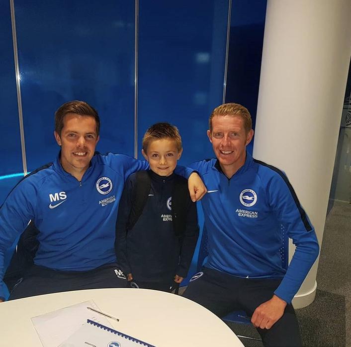 Matthew Noble - Brighton & Hove Albion FC